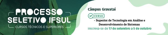 Vestibular IFSul Verão 2021